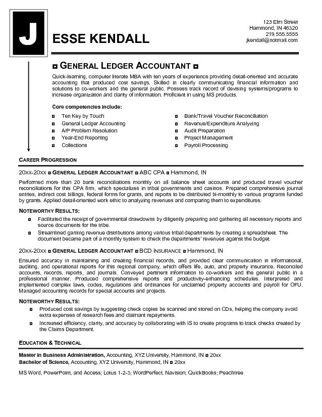Cover Letter General Accountant] accountant letter cover ...